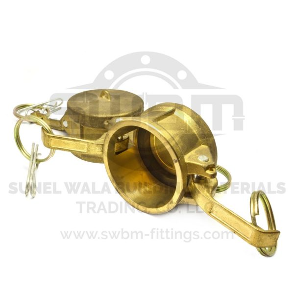 Camlock Fittings Part DC