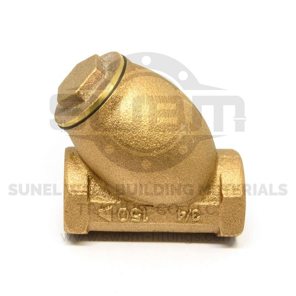 Y Stainer Bronze